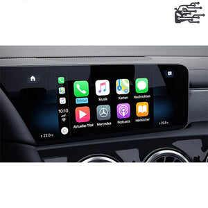 carplay installation mercedes ntg6 mbux