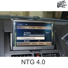 Charger l'image dans la galerie, apple carplay mercedes ntg 4.0 c e glk