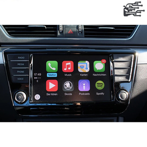 carplay skoda