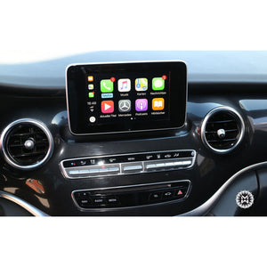 carplay mercedes classe v