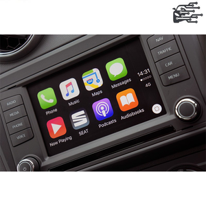 carplay seat leon