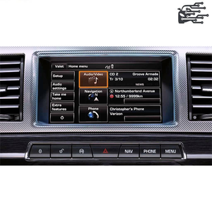 carplay jaguar xf xj