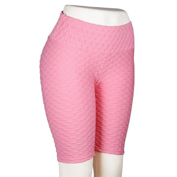 Push Up Legging - Anti Cellulite Geniale Gadgets Pink - Kurz XS