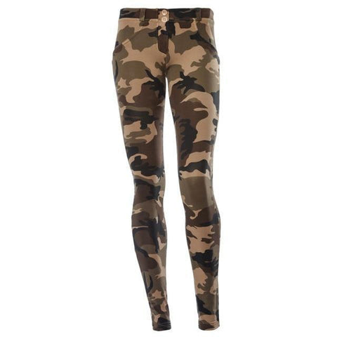 Sexy Army-Style Leggings gadget Geniale Gadgets 520 Green M