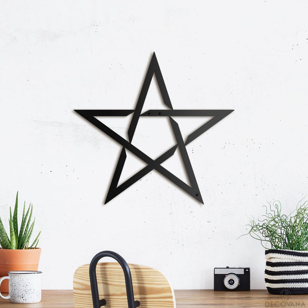 Star - Metal Deco
