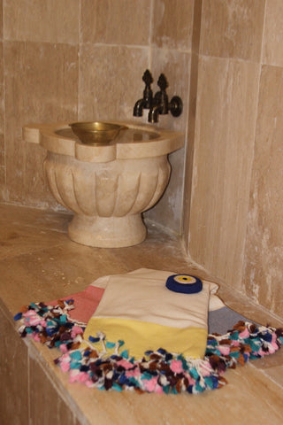 Turkish bath, hamam, haremliq.com