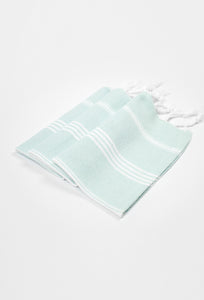Minish-Mint Sets of 2 Washcloth/Tea Towel - Haremliq