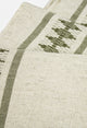 Antique-Khaki Peshtemal Beach/Bath/Spa Towel - Haremliq