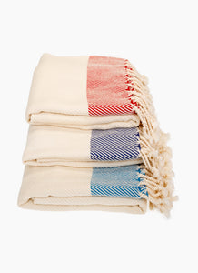 Hurrem-50% Bamboo and 50% Premium Cotton Peshtemal Towel - Haremliq