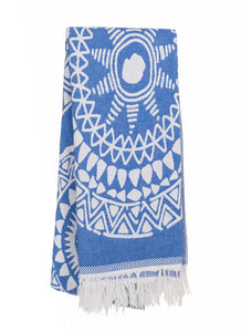 Haremliq.com, mystic, mistik, blue, peshtemal, Turkish Bath, towel, cotton