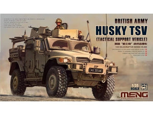 Husky Tactical Support Vehicle 1:35