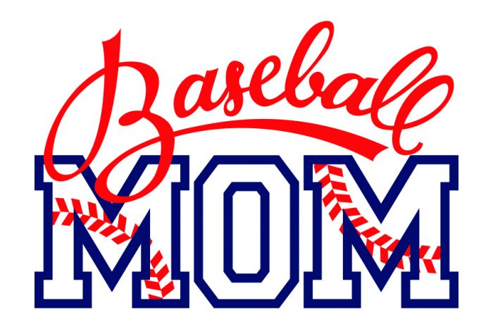 Baseball Mom Temporary Tattoo