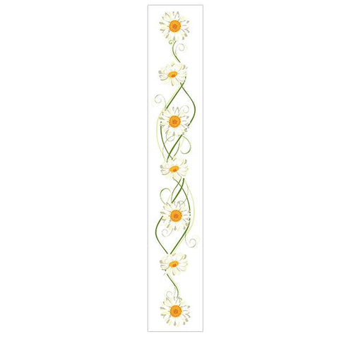 Daisy Chain Temporary Tattoo