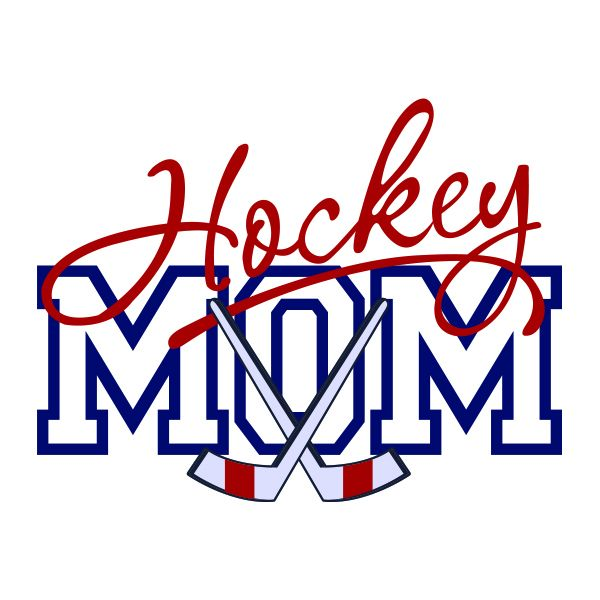 Hockey Mom Temporary Tattoo