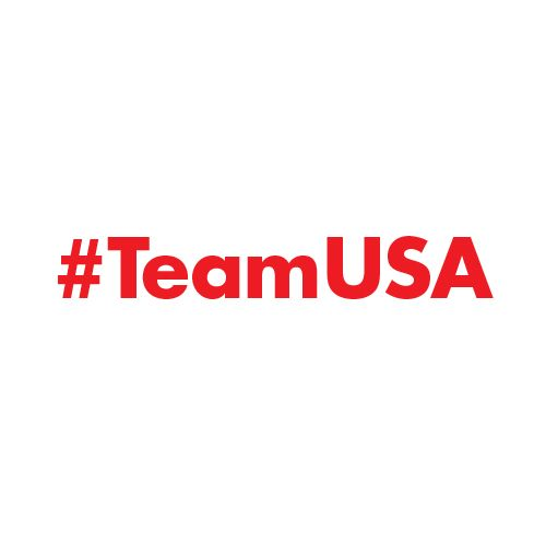 Team USA Temporary Tattoo
