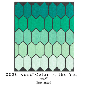 2020 Robert Kaufman Kona Color of the Year- Enchanted