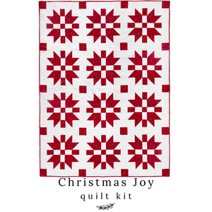 Christmas Joy Quilt Kit
