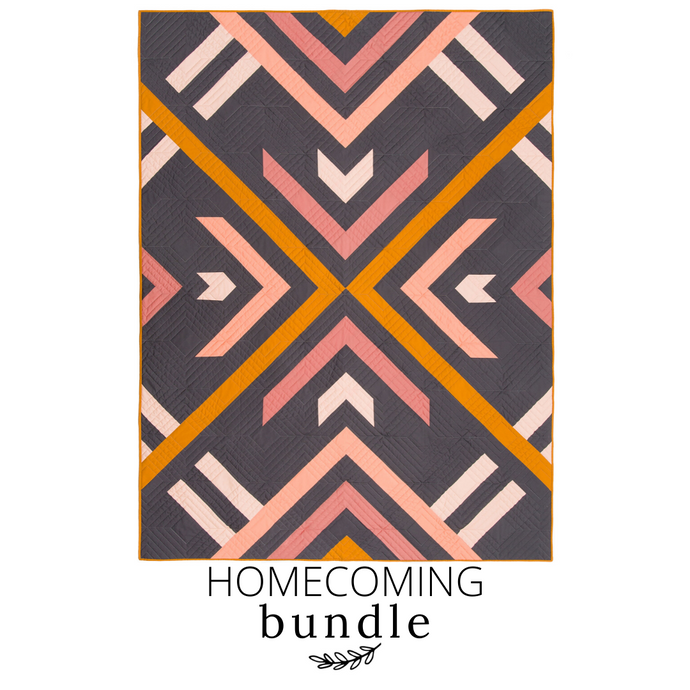 Homecoming Bundle - THROW size