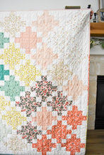 Floral Celtic Crossing Quilt