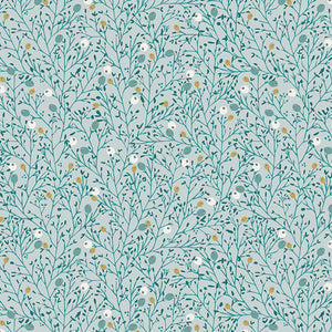 4.5 yards backing - Winterberry Mist