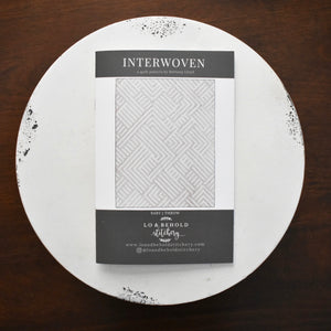 Interwoven- Pack of 5