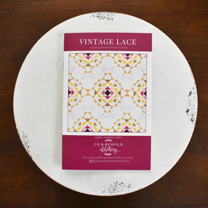 Vintage Lace- Pack of 5