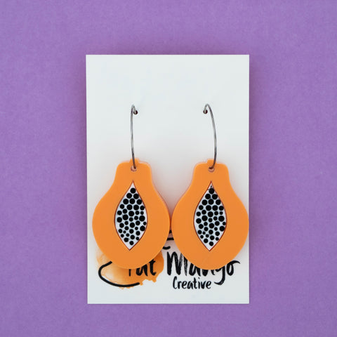 Papaya Hoops