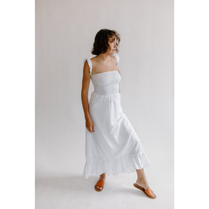 Ivory Bell Maxi