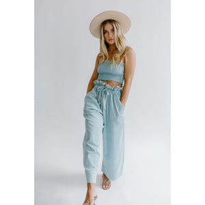 Endless Summer Cropped Pant
