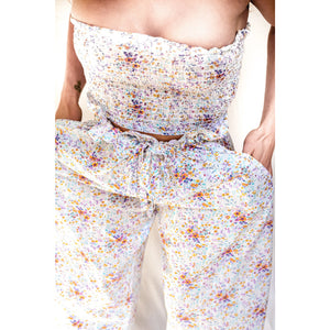 Wildflower Cropped Pant