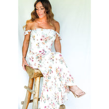 Load image into Gallery viewer, Wallflower Maxi Dress