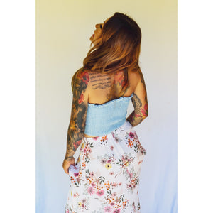 Wallflower Maxi Skirt