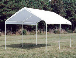 King Canopy Replacement Drawstring Cover – Fits any 10x20 Canopy - 4 Colors Available