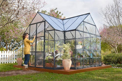 Premium Chalet Greenhouse Kit