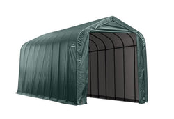 Peak Frame Portable Storage Shed 15x24x12