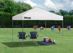 Quik Shade Expedition EX100 One Push 10 x 10 ft. Straight Leg Canopy - 2 Colors Available