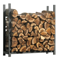 Shelterlogic 4 ft. / 1,2 m Ultra Duty Firewood Rack w/o Cover