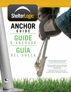 Shelterlogic 15x20x12 Peak Style Shelter (2 colors)