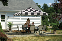 ShelterLogic Pop-Up Canopy HD - Slant Leg 12 x 12 ft. (8 Colors Options)