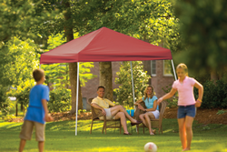 ShelterLogic Pop-Up Canopy HD - Slant Leg 10 x 10 ft.  (9 Color Options)