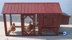 Little Cottage Atlanta Chicken Coop Panelized Kit