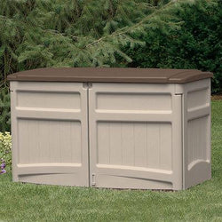 Horizontal Storage Shed 4x3