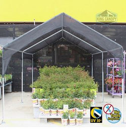 King Canopy 10 ft x 20 ft Garden Shade Canopy