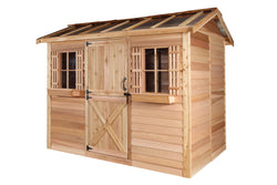HobbyHouse Cedar Shed Kit
