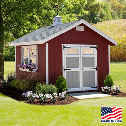EZ-Fit Sheds Homestead - 10x16