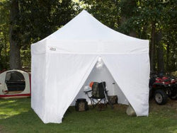King Canopy Goliath Instant Canopy 10 x 10 Enclosed Shelter - Great for the Beach, Weddings, Events and Parties