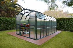 Palram Rion Grand Gardener 2 Twin-Wall Hobby Greenhouse Kit (4 sizes available)