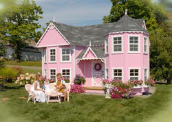 Little Cottage Sara's Victorian Mansion Kit (8x6 & 10x18)