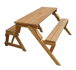 Northbeam Interchangeable Picnic Table / Garden Bench