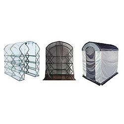"Flowerhouse 80"" X 56"" X 70"" X Up Pro With 3 Covers Combo"